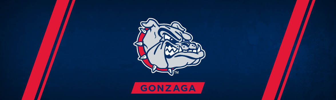 fedf1c45637 Shop GONZAGA BULLDOGS Headwear and Top of the World hats