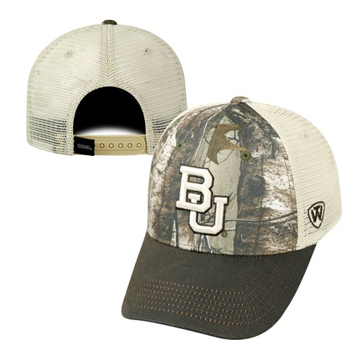 BAYLOR TWO-TONE LOGGER