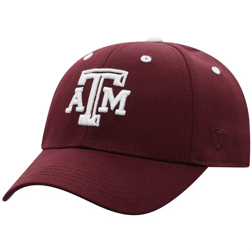 TEXAS A M MAROON ROOKIE